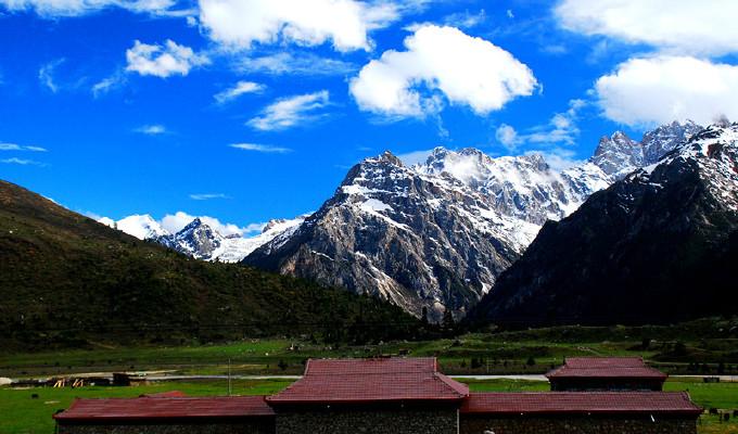 甘孜藏族自治州