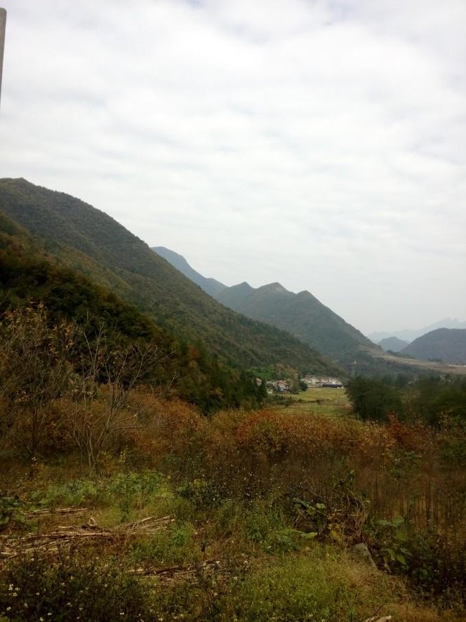 鹤庆县六合乡麦地村图片