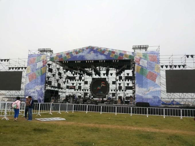 风马音乐节详细攻略,冲着许巍和郑钧,摇滚吧!