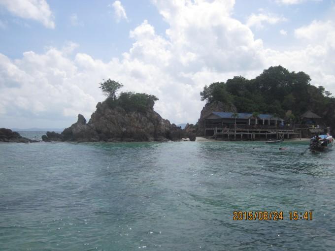 普吉 亲子体验之旅--蛋岛浮潜 皇帝岛深潜