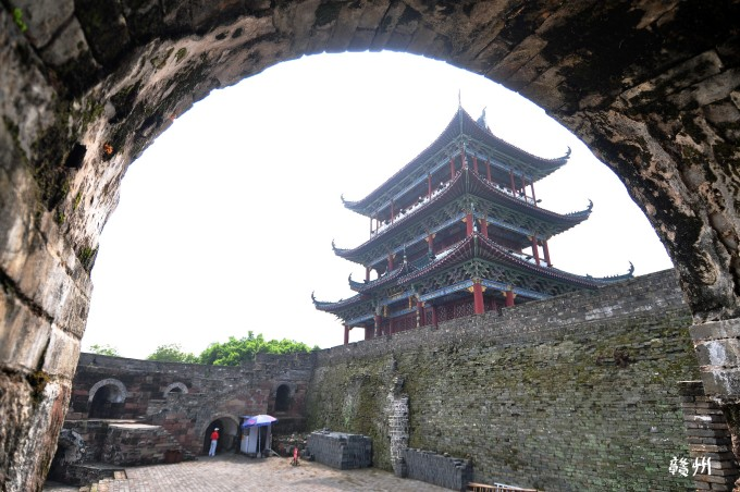 江西通天岩旅游景点