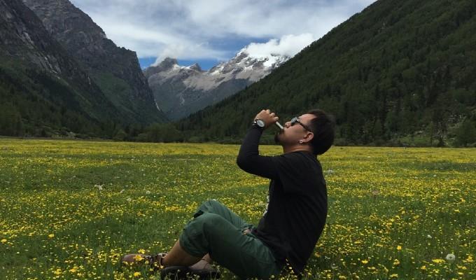 阿坝藏族羌族自治州