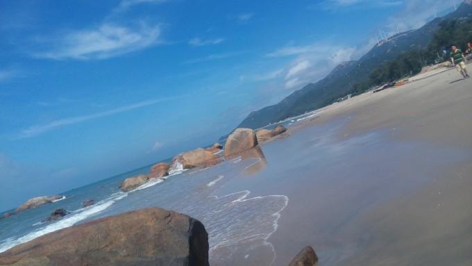 凤凰山,汕头南澳岛