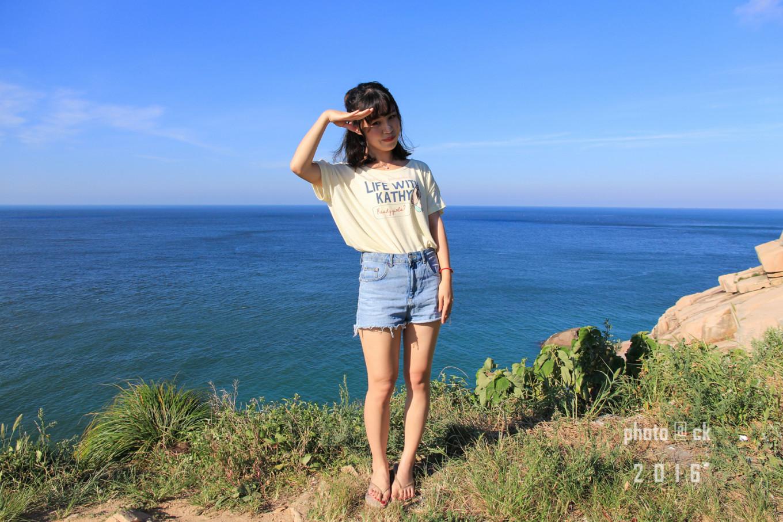 东极岛之碧海蓝天