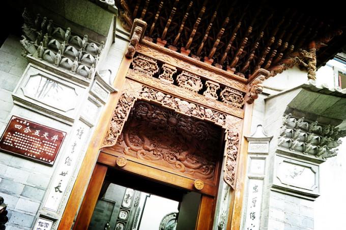 喜洲白族古建筑