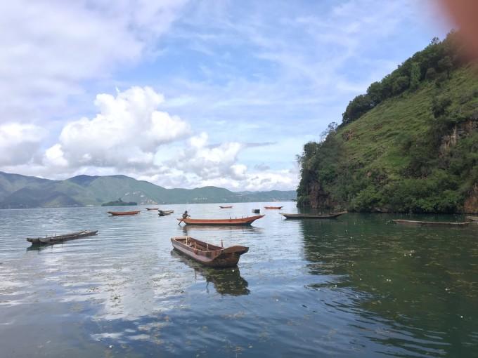 从成都到丽江-从九寨沟到泸沽湖