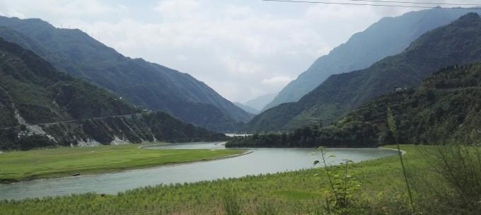 穿越迷人的213国道----甘南&川北段