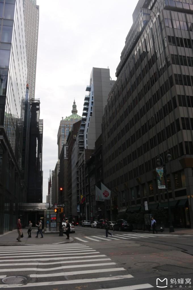 北美之旅.纽约第五街道周边风景随拍