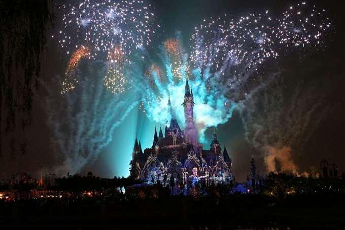 梦幻世界——暑期上海迪士尼一日游