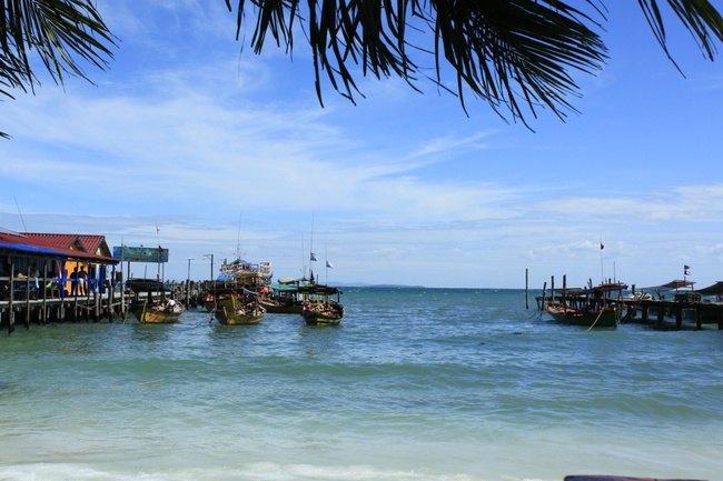世外海岛高龙岛koh rong island,柬埔寨不止有吴哥窟!
