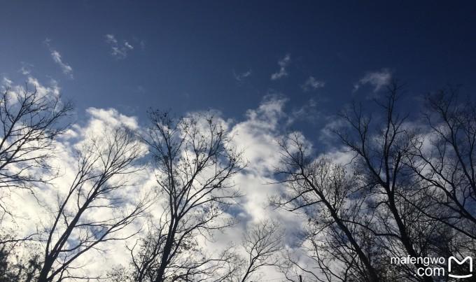 很喜欢这个房子的调调 ↑乌云浓重的天,特别是阳光破云而出景象总是