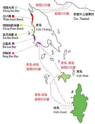 蜜月之行 泰国象岛休闲之旅 7天