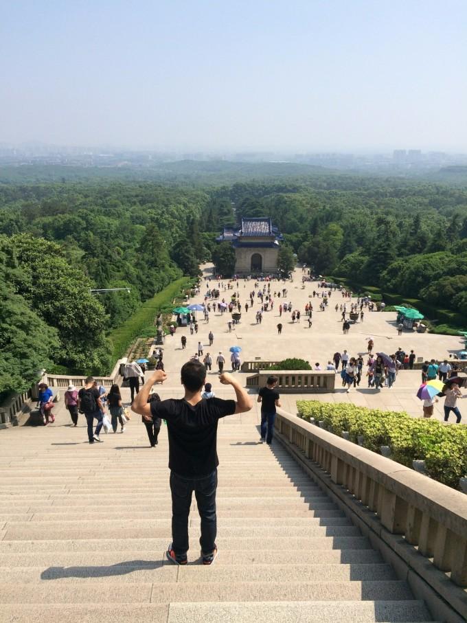 南京钟山风景区