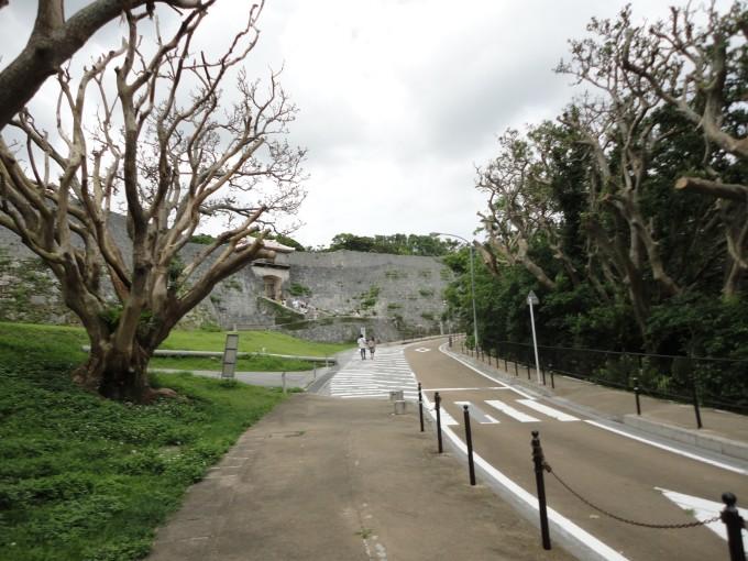 青岛国学公园入口