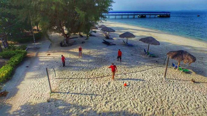 马来西亚伯沙岛和诗巫岛的欢乐亲子之旅